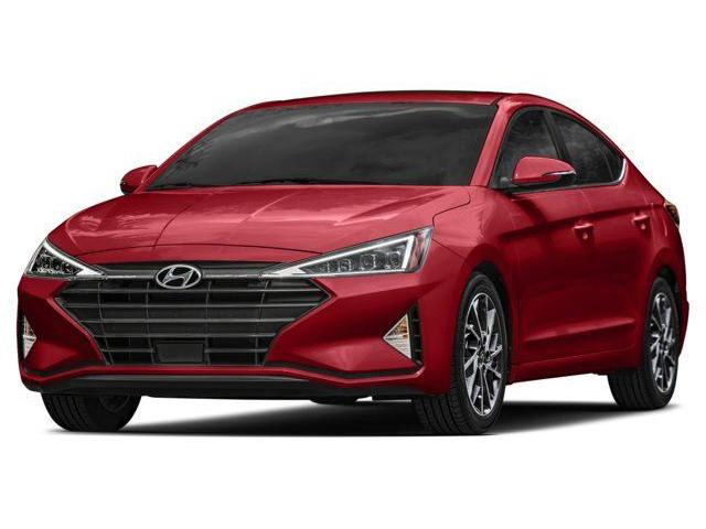 2019 Hyundai Elantra Preferred (Stk: KU738640) in Mississauga - Image 1 of 3