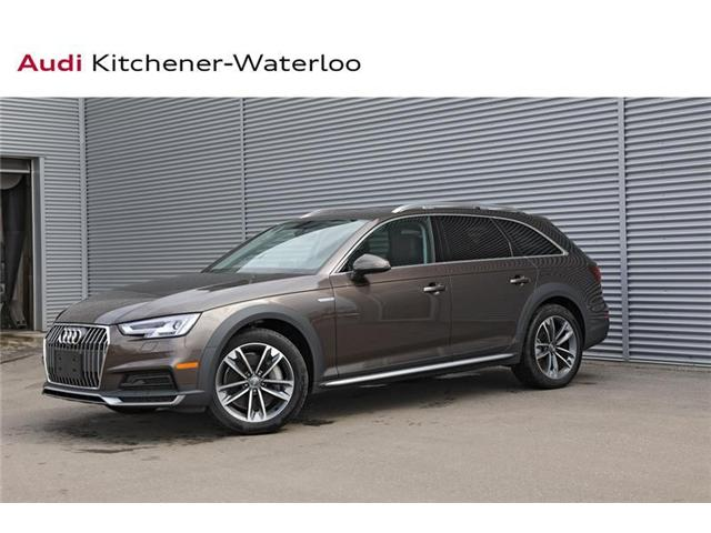 2018 Audi A4 allroad 2.0T Technik (Stk: A48451) in Kitchener - Image 1 of 20
