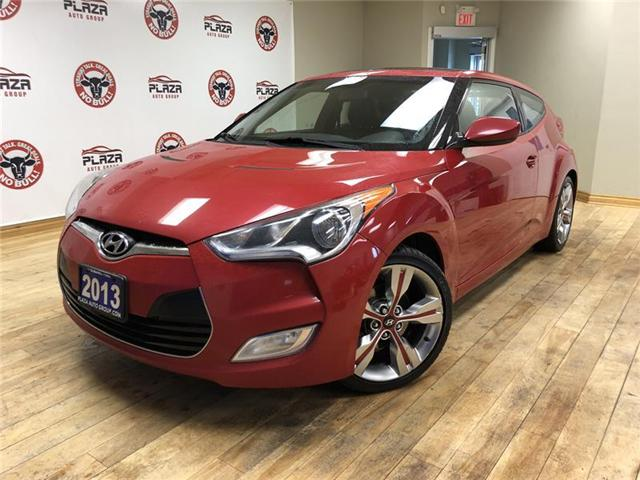 2013 Hyundai Veloster Base (Stk: DS5090A) in Orillia - Image 1 of 22