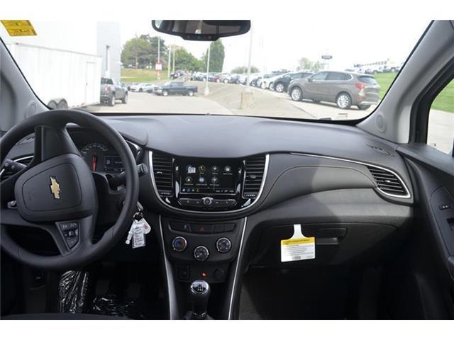 New Chevrolet Trax For Sale In Kitchener Scherer Chevrolet Buick