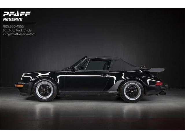 1989 Porsche 930 Turbo Cabriolet (Stk: RM002) in Woodbridge - Image 1 of 19