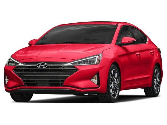 2019 Hyundai Elantra Preferred (Stk: 19057) in Ajax - Image 1 of 3