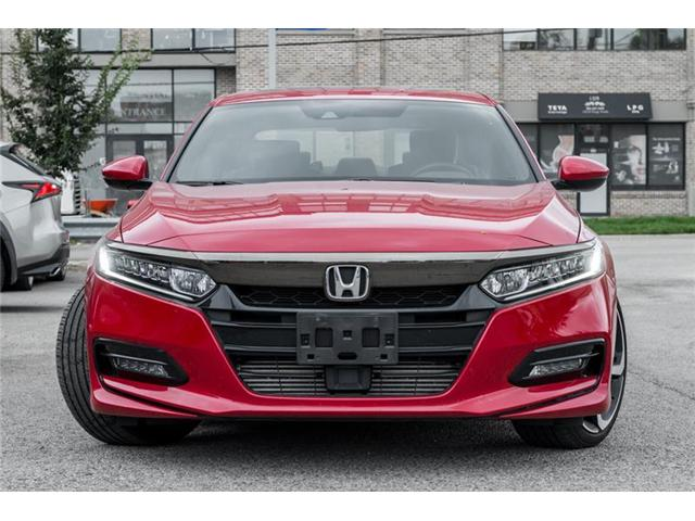 2018 Honda Accord Sport (Stk: 19-065DTA) in Richmond Hill - Image 2 of 20