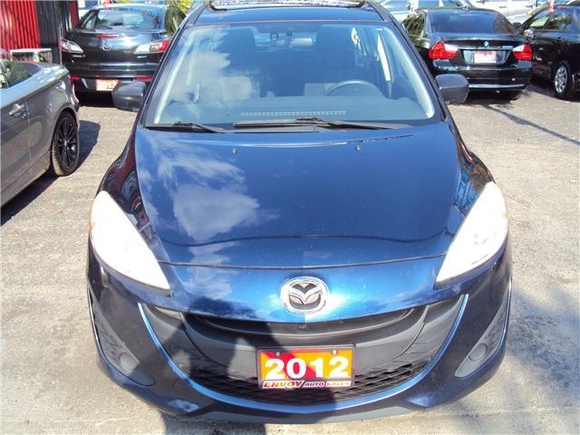 2012 Mazda Mazda5 GS (Stk: ) in Ottawa - Image 2 of 23