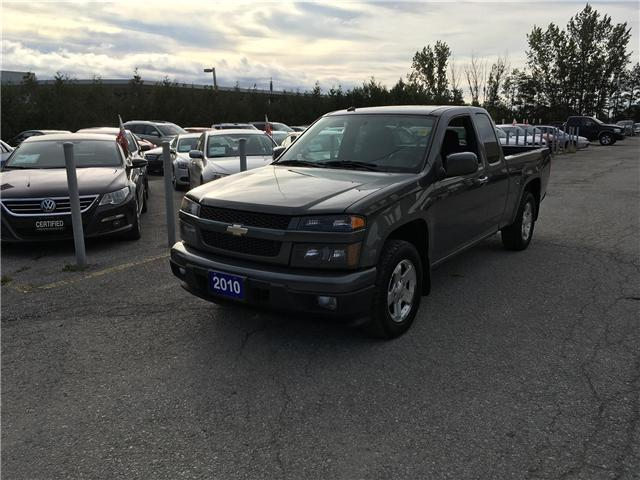 2010 Chevrolet Colorado LT1 Ext. Cab 2WD (Stk: P3578) in Newmarket - Image 1 of 17