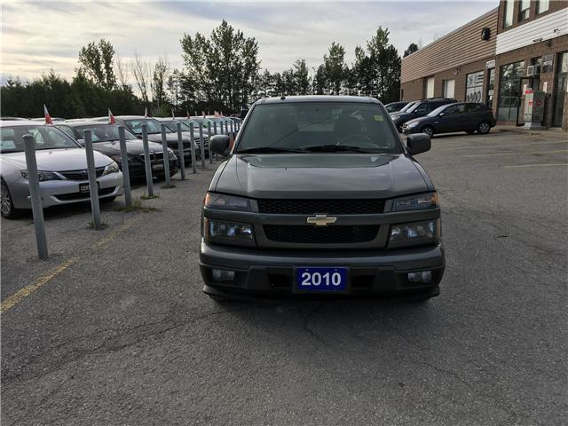 2010 Chevrolet Colorado LT1 Ext. Cab 2WD (Stk: P3578) in Newmarket - Image 2 of 17