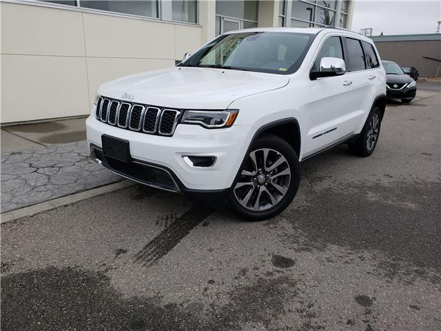 2018 Jeep Grand Cherokee Limited (Stk: NE067) in Calgary - Image 1 of 22