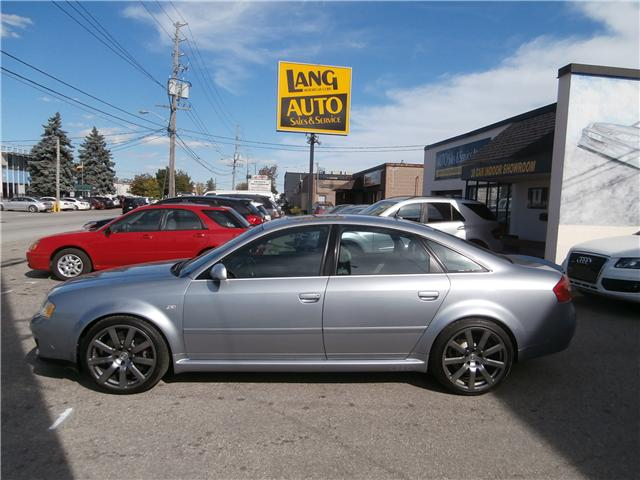 2004 Audi RS6 4.2 (Stk: 01478) in Etobicoke - Image 2 of 23