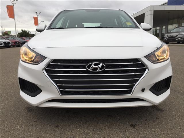 2019 Hyundai Accent Preferred (Stk: 39028) in Saskatoon - Image 8 of 19