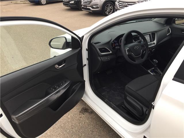 2019 Hyundai Accent Preferred (Stk: 39028) in Saskatoon - Image 9 of 19