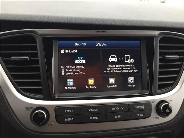 2019 Hyundai Accent Preferred (Stk: 39028) in Saskatoon - Image 12 of 19