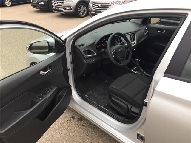 2019 Hyundai Accent Preferred (Stk: 39030) in Saskatoon - Image 9 of 19