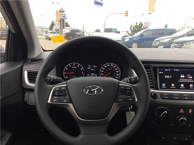 2019 Hyundai Accent Preferred (Stk: 39030) in Saskatoon - Image 17 of 19