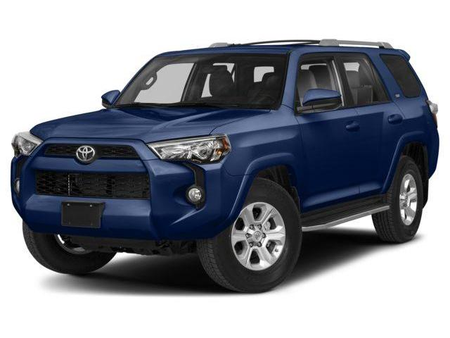 2019 Toyota 4Runner SR5 (Stk: 9RN100) in Georgetown - Image 1 of 9