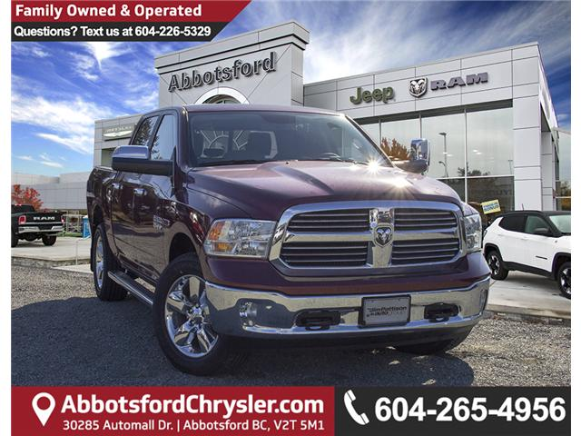 2018 RAM 1500 SLT (Stk: J228588) in Abbotsford - Image 1 of 25