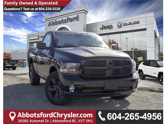 2019 RAM 1500 Classic ST (Stk: K502236) in Abbotsford - Image 1 of 20
