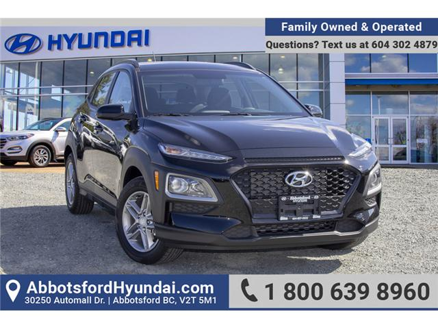 2018 Hyundai KONA 2.0L Essential (Stk: JK187354) in Abbotsford - Image 1 of 27