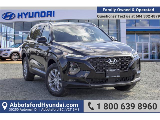 2019 Hyundai Santa Fe ESSENTIAL (Stk: KF018002) in Abbotsford - Image 1 of 27