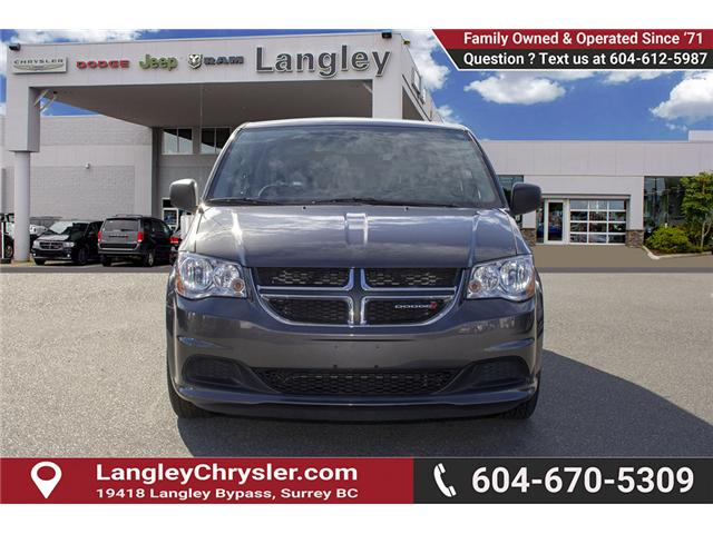 2017 Dodge Grand Caravan CVP/SXT (Stk: EE897000) in Surrey - Image 2 of 23