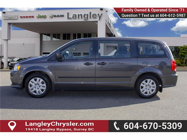 2017 Dodge Grand Caravan CVP/SXT (Stk: EE897000) in Surrey - Image 4 of 23