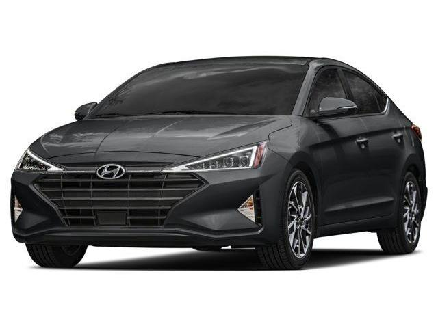 2019 Hyundai Elantra Luxury (Stk: 19028) in Pembroke - Image 1 of 3