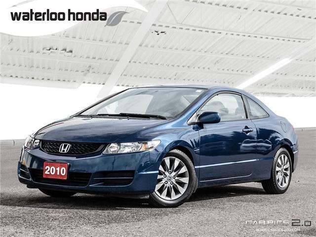 2010 Honda Civic EX-L (Stk: H4415A) in Waterloo - Image 1 of 28