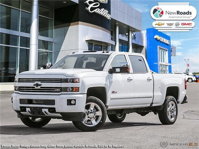 2018 Chevrolet Silverado 2500HD LT (Stk: F282754) in Newmarket - Image 1 of 22