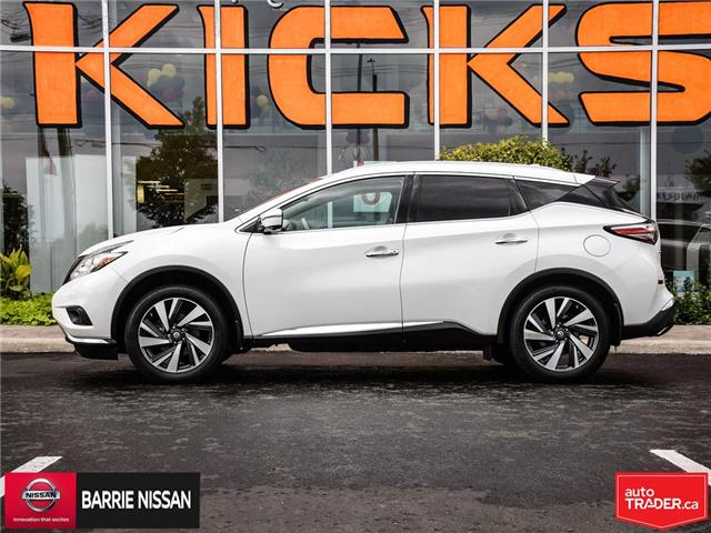 2017 Nissan Murano Platinum (Stk: 18687A) in Barrie - Image 3 of 28