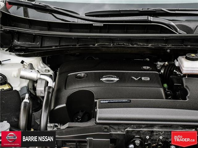 2017 Nissan Murano Platinum (Stk: 18687A) in Barrie - Image 6 of 28