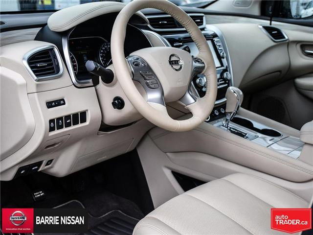 2017 Nissan Murano Platinum (Stk: 18687A) in Barrie - Image 12 of 28