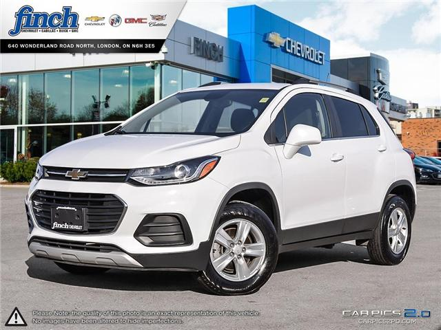 2018 Chevrolet Trax Lt Ltawdtouch Screenrearview Cameraremote