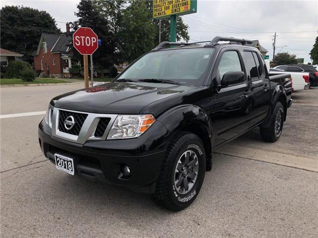 2018 Nissan Frontier PRO-4X (Stk: 1N6AD0) in Belmont - Image 1 of 18