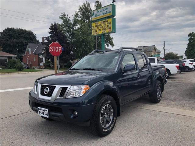 2018 Nissan Frontier PRO-4X (Stk: 1N6AD0) in Belmont - Image 1 of 21