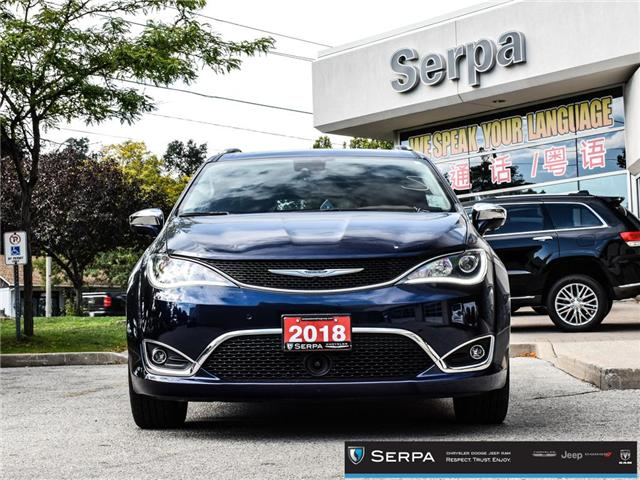 2018 Chrysler Pacifica Limited (Stk: P9093) in Toronto - Image 2 of 26