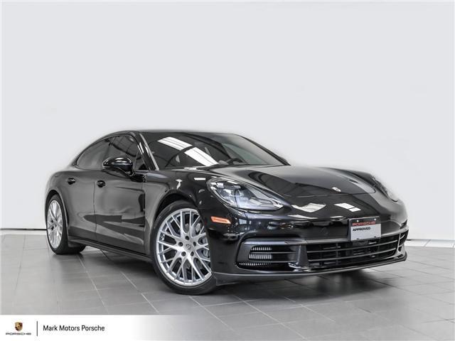 2018 Porsche Panamera 4S (Stk: 62525) in Ottawa - Image 1 of 27