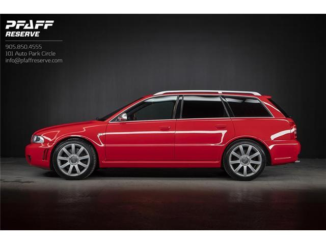 2001 Audi RS4 6sp man Qtro (Stk: MU1902A) in Woodbridge - Image 1 of 18