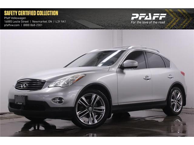 2011 Infiniti EX35 Luxury (Stk: V3245A) in Newmarket - Image 1 of 21
