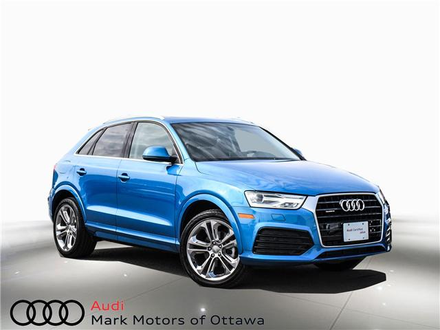 2018 Audi Q3 2.0T Progressiv (Stk: 90694) in Nepean - Image 1 of 29