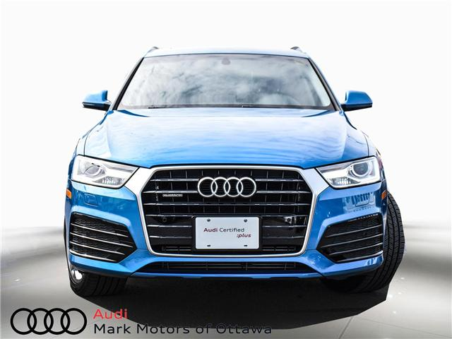 2018 Audi Q3 2.0T Progressiv (Stk: 90694) in Nepean - Image 2 of 29