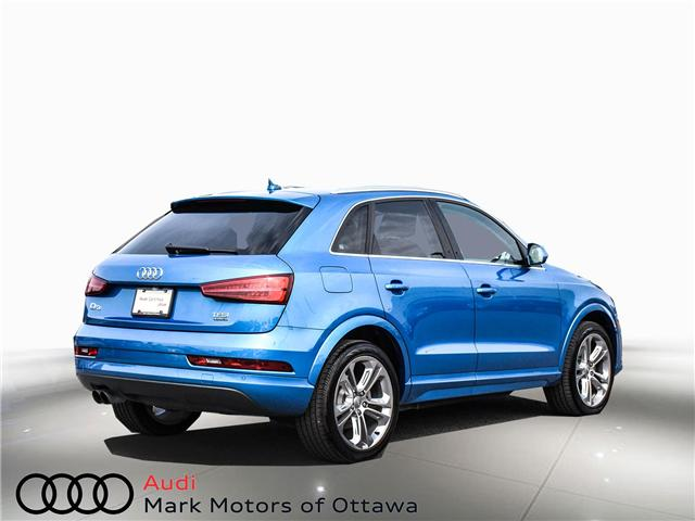 2018 Audi Q3 2.0T Progressiv (Stk: 90694) in Nepean - Image 4 of 29