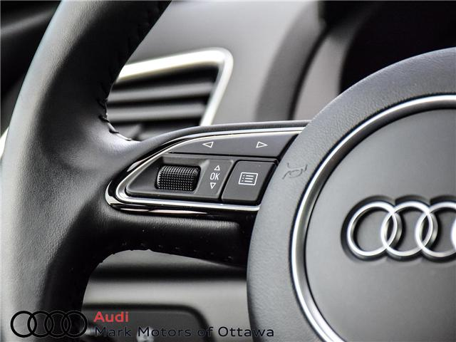 2018 Audi Q3 2.0T Progressiv (Stk: 90694) in Nepean - Image 14 of 29