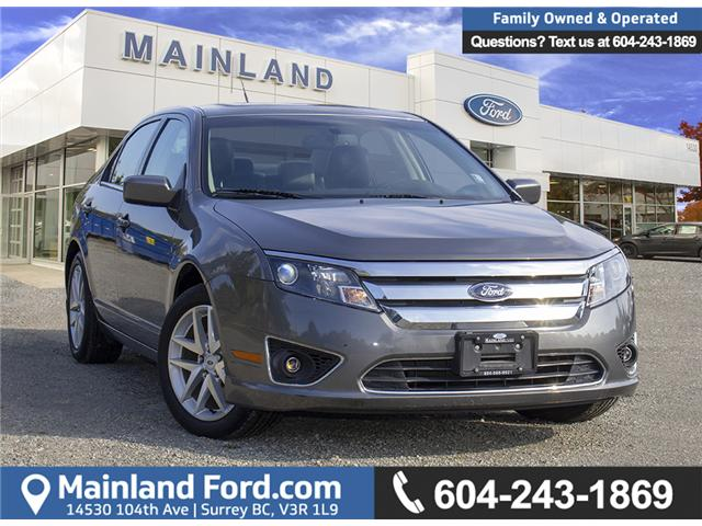 2010 Ford Fusion SEL (Stk: 8ES2923A) in Surrey - Image 1 of 26