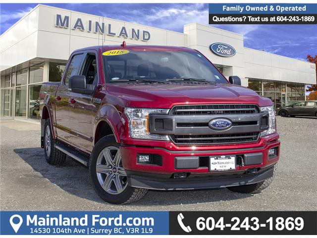2018 Ford F-150  (Stk: 8F10276) in Surrey - Image 1 of 30