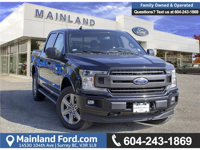 2018 Ford F-150  (Stk: 8F12368) in Surrey - Image 1 of 30