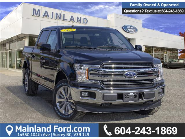 2018 Ford F-150 Lariat (Stk: 8F13674) in Surrey - Image 1 of 28