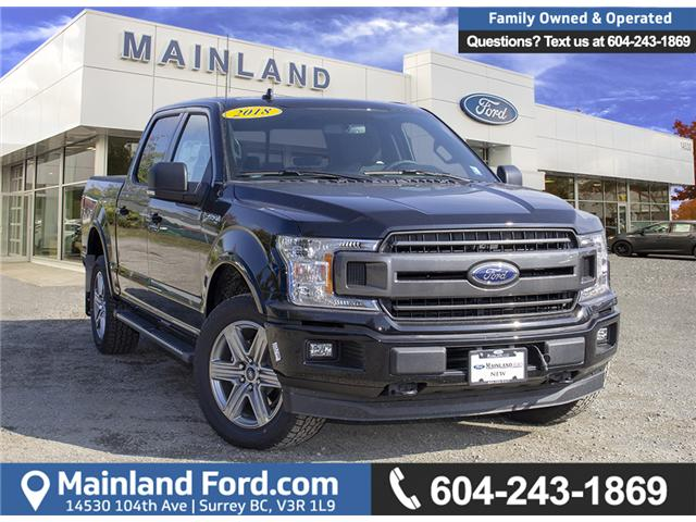 2018 Ford F-150  (Stk: 8F13676) in Surrey - Image 1 of 28