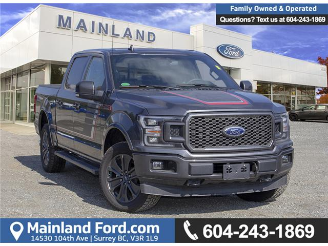 2018 Ford F-150 Lariat (Stk: 8F13882) in Surrey - Image 1 of 29