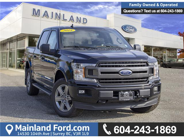 2018 Ford F-150  (Stk: 8F14253) in Surrey - Image 1 of 27
