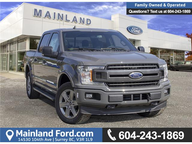 2018 Ford F-150  (Stk: 8F14609) in Surrey - Image 1 of 29