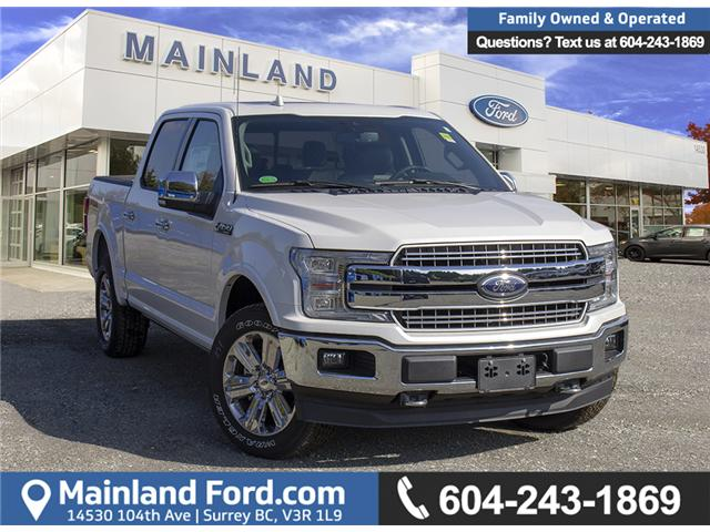 2018 Ford F-150 Lariat (Stk: 8F15724) in Surrey - Image 1 of 28